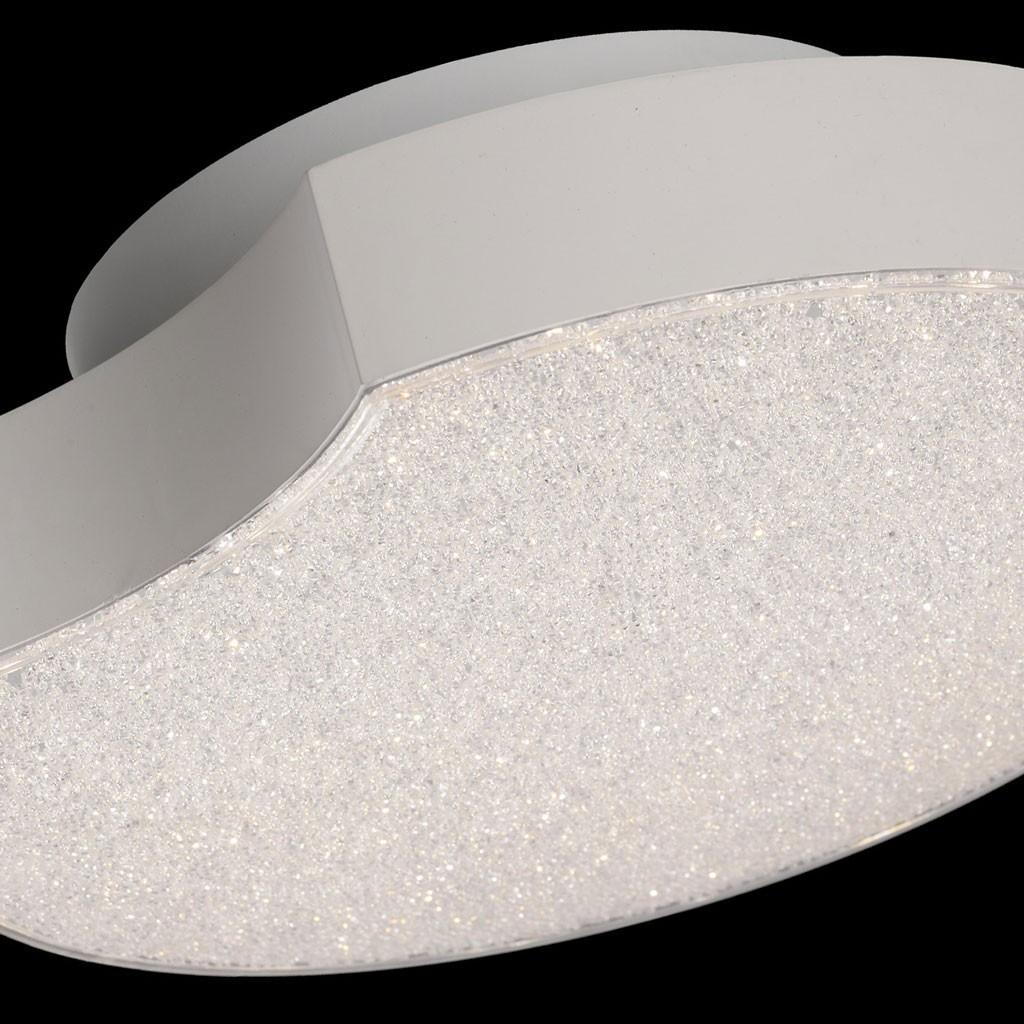 Plafón de techo Led para cocina rectagular  Plafones de