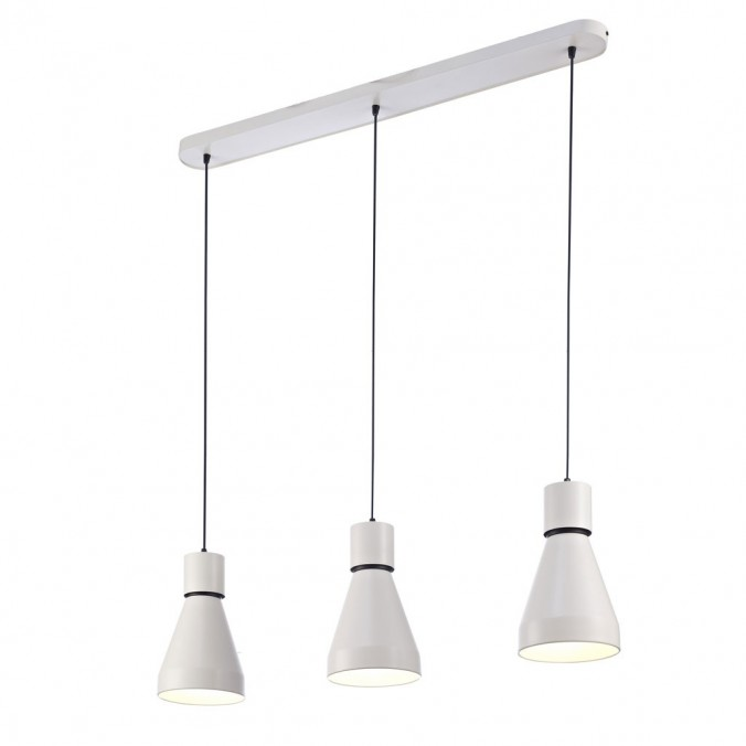 Lámpara colgante de techo KOS 3 luces