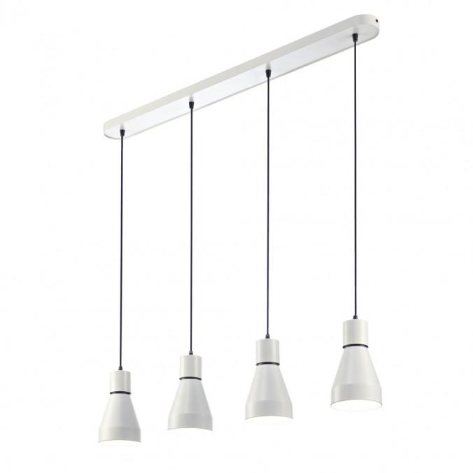 Lámpara luces de techo Erizho KOS colgante 4 YDWIEH92eb