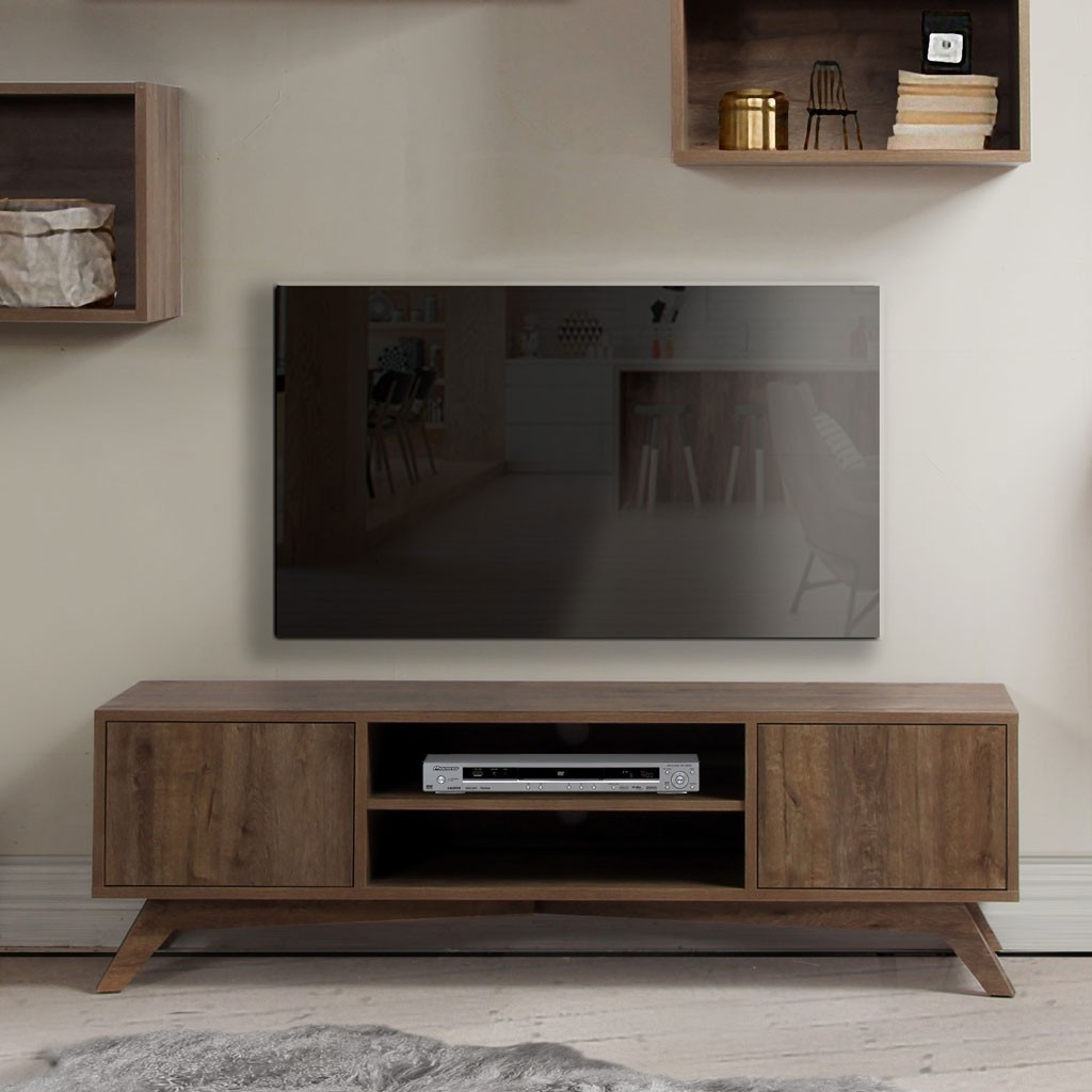 Mueble Tv 150cm Skandi Erizho # Muebles Pago Sequra