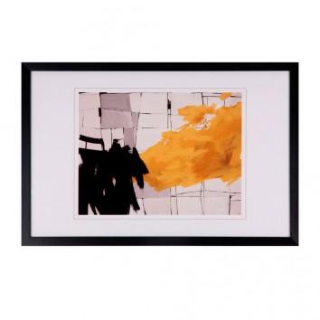 Cuadro SPOTTED 60x40cm con marco y cristal