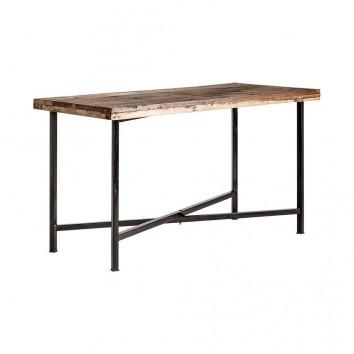 Mesa comedor industrial 140x70cm