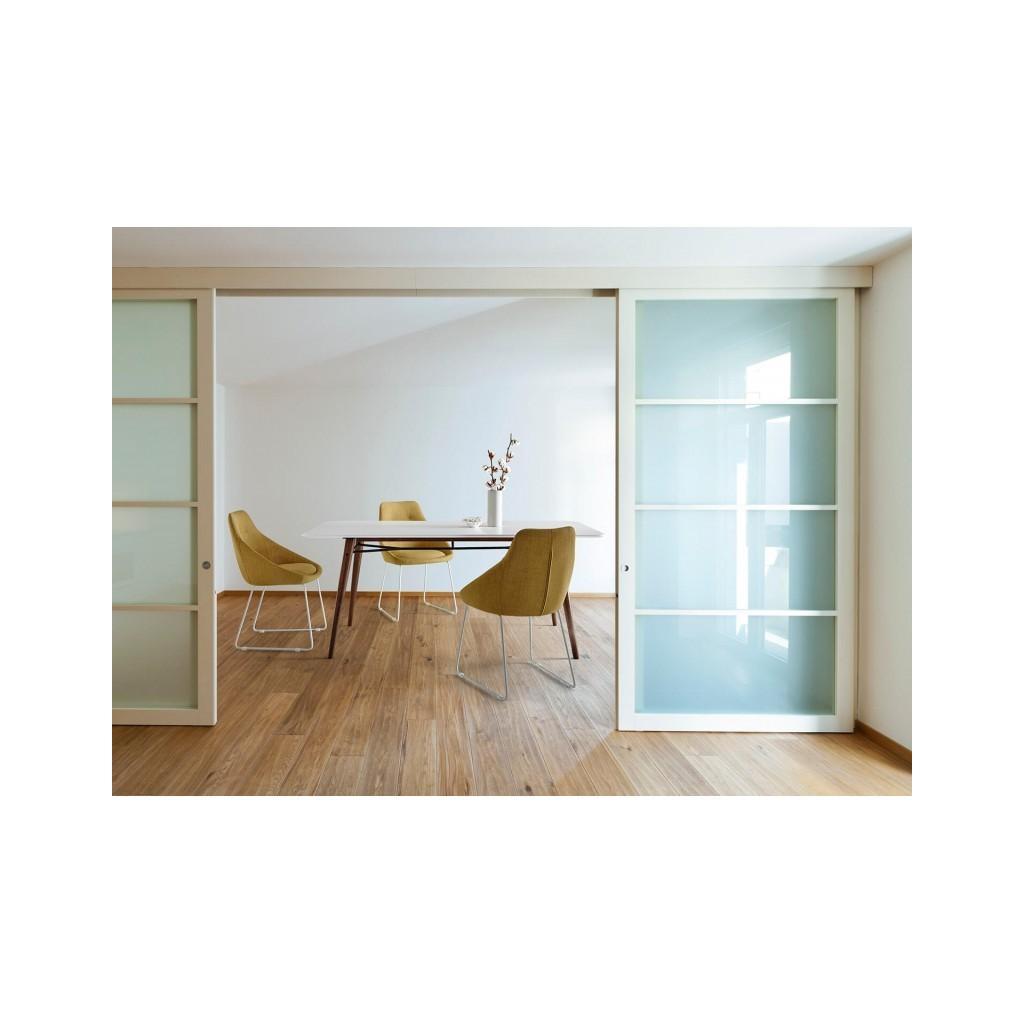 Mesa comedor 180cm irina estilo n rdico patas nogal erizho for Mesa comedor estilo nordico