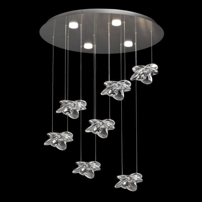 Lámpara de techo LED NIDO 75cm