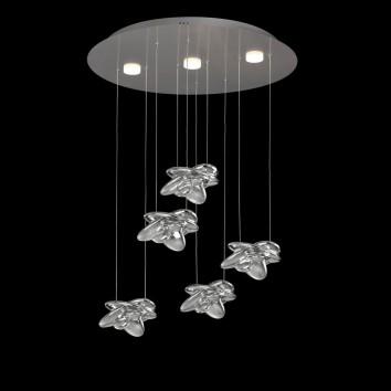 Lámpara de techo LED NIDO 62cm