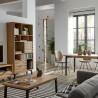 Mesa de comedor 160x90cm Amsterdam madera maciza