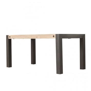 Mesa de comedor 160x90cm Boston madera maciza
