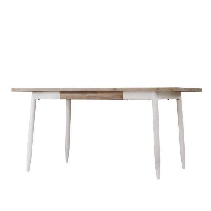 Mesa de comedor 160x90cm Florence madera maciza