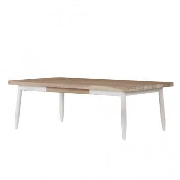 Mesa baja de centro 120x70cm Florence madera maciza