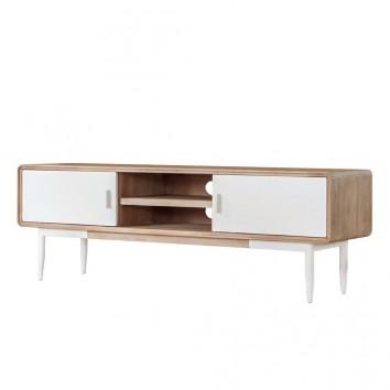 Mueble TV Florence 165cm madera maciza acacia