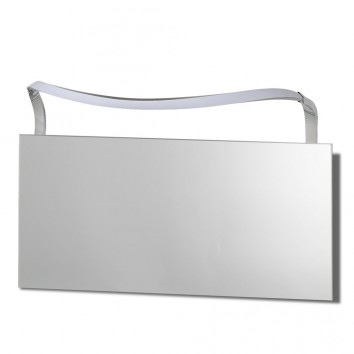 Lámpara aplique de baño LED SISLEY 70cm
