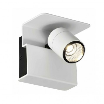Aplique pared o techo LED BORACAY 1 luz cálida