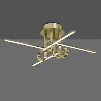 Plafón de techo LED 28W CINTO Cuero