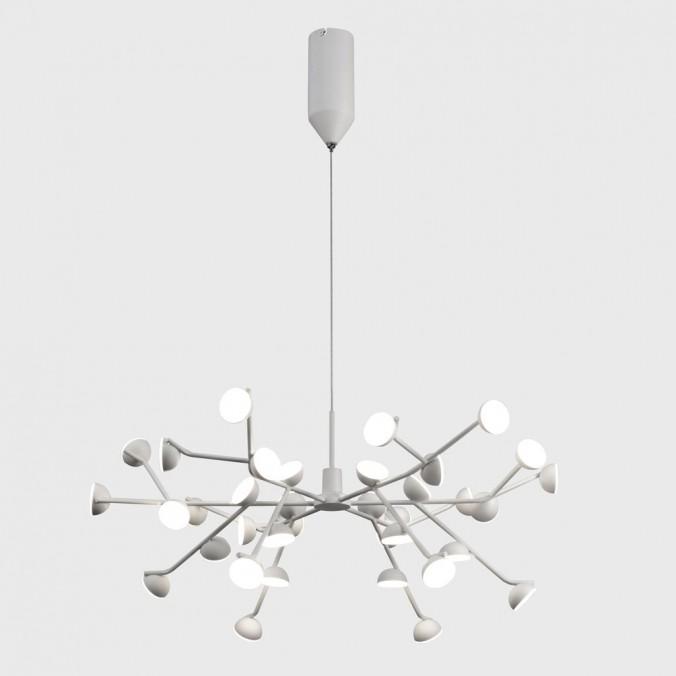 Lámpara de techo altura regulable ADN 36 luces LED