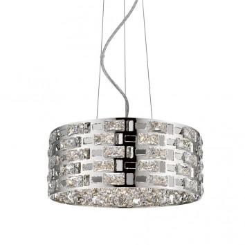 Lámpara colgante de techo serie Destello 46,5cm