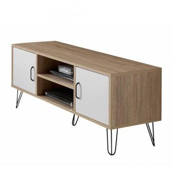 Mueble de TV estilo nórdico 120x40x48h
