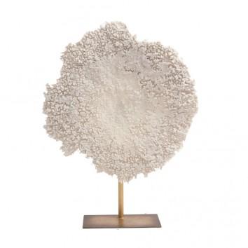 Figura coral en resina - 59x20x77h