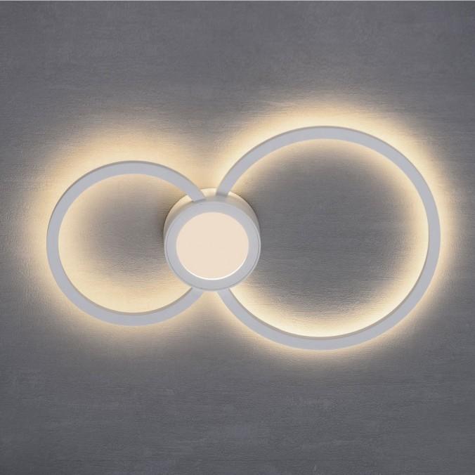Lámpara LED 24W MURAL redondo