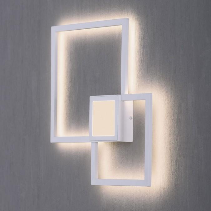 Lámpara LED 24W MURAL cuadrado