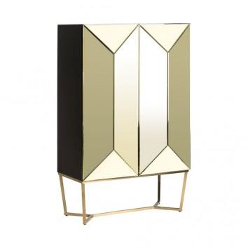 ARMARIO SAANEN de estilo Art Deco - 100x42x155h