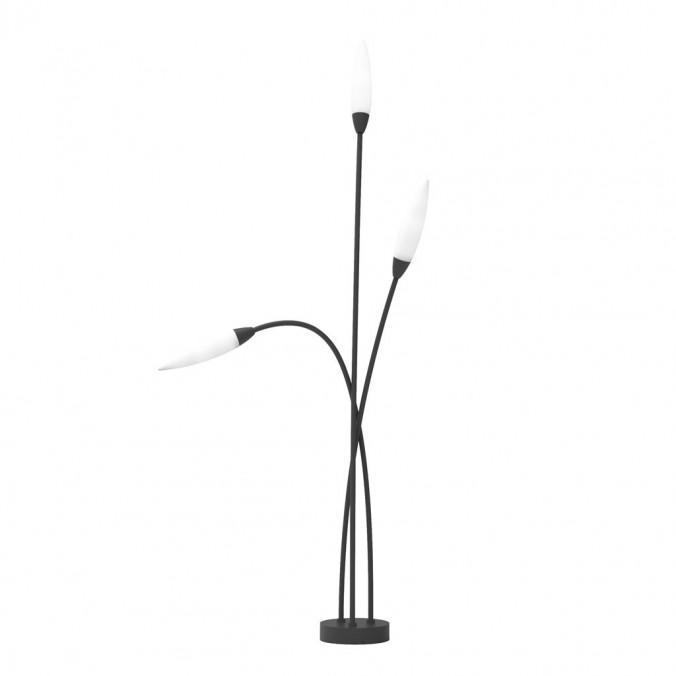 Lámpara pie de exterior 113cm serie Espiga
