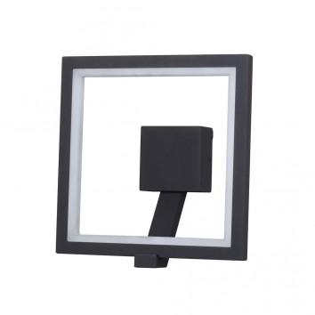 Aplique de pared exterior LED serie Rodas