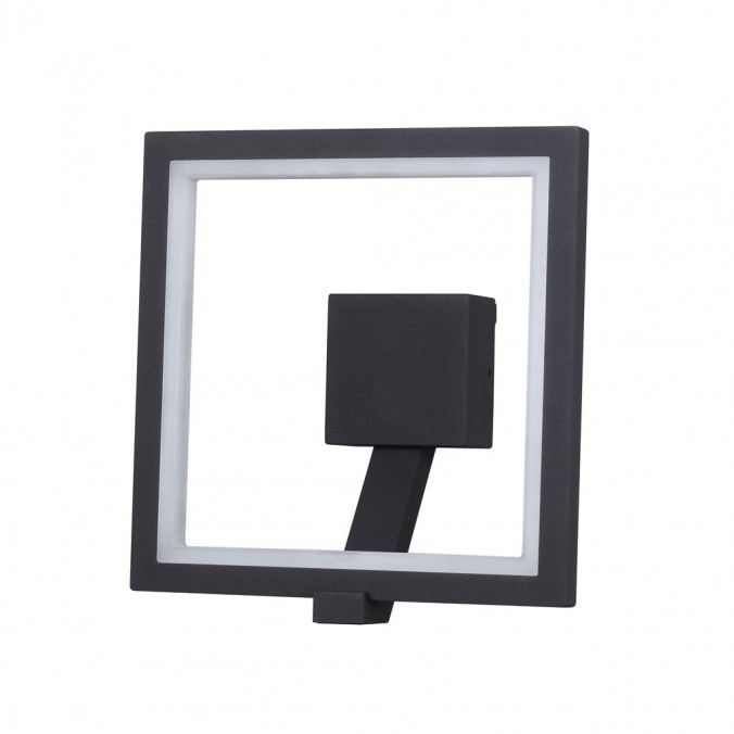 Aplique de pared exterior LED serie Rodas