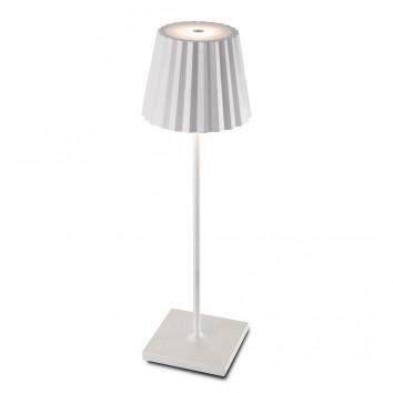 Lámpara portátil con LED serie K2 blanco