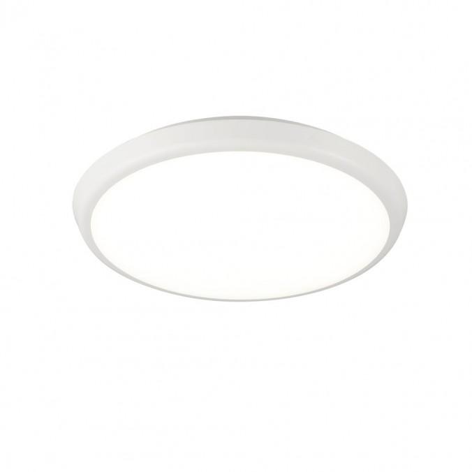 Plafón de techo LED redondo 30cm IP65
