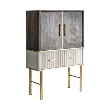 Armario GLEES de estilo Art Deco - 100x40x148h