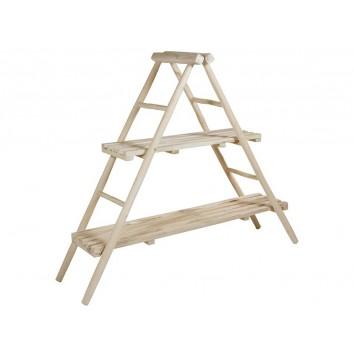 Estantería pirámide Capri - 50x10x155h