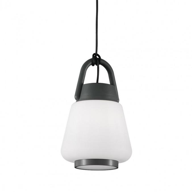 Lámpara colgante de exterior 22cm serie Kinké