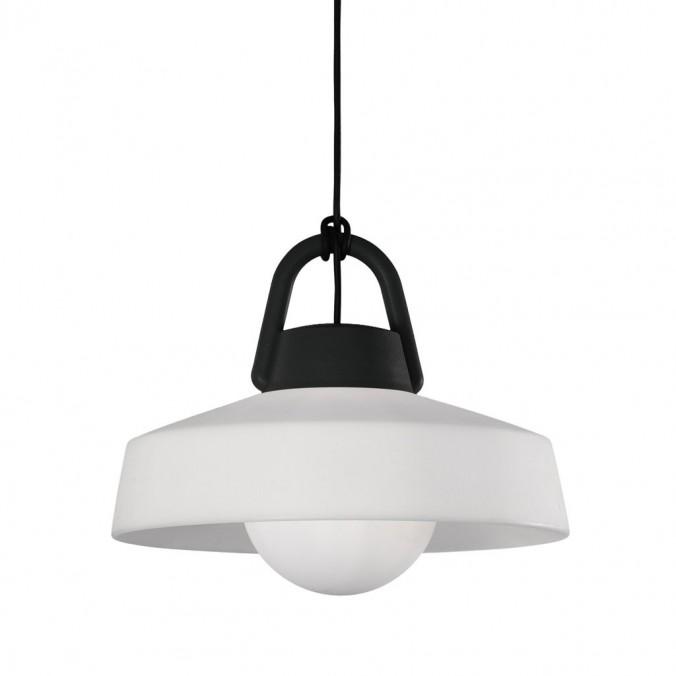 Lámpara colgante de exterior 40cm serie Kinké