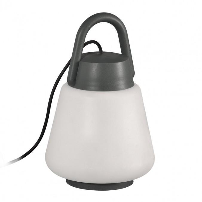 Lámpara portatil de exterior 22cm serie Kinké