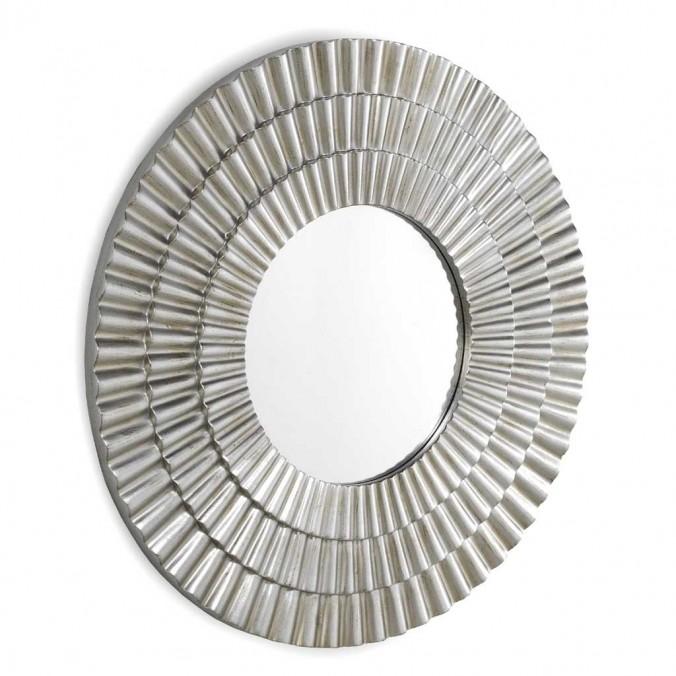 Espejo de diseño contemporaneo con marco  103x5,4cm