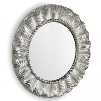Espejo de diseño clásico con marco 83x6cm