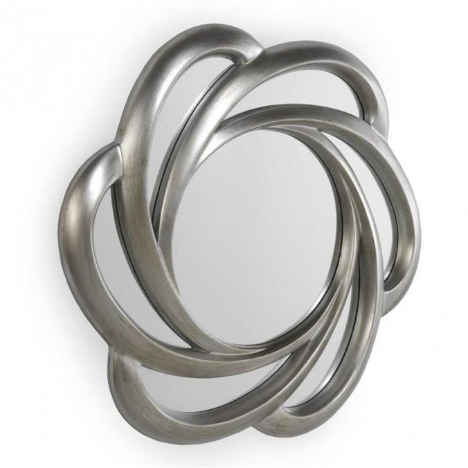Espejo de diseño contemporaneo con marco 110x5cm