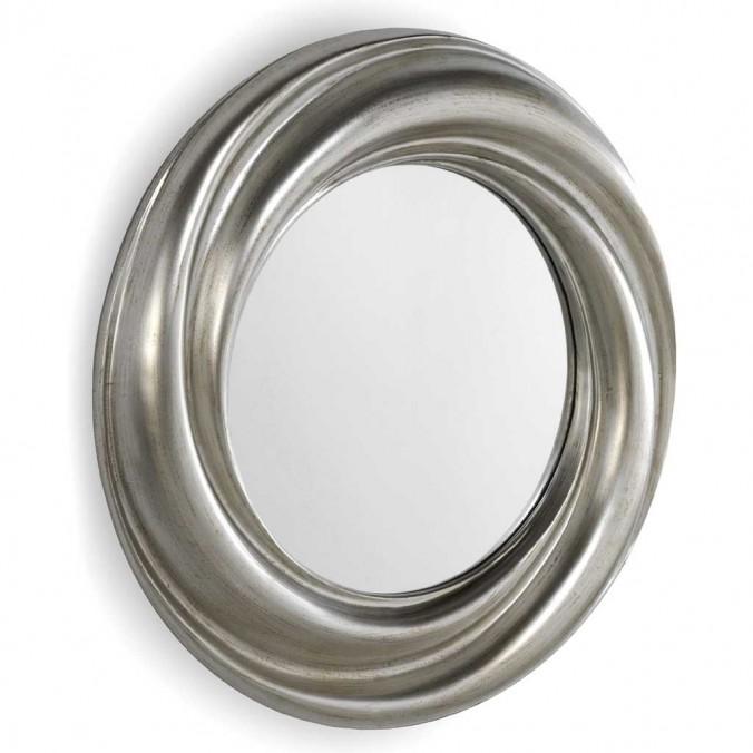Espejo diseño con marco redondo 93x5,4cm
