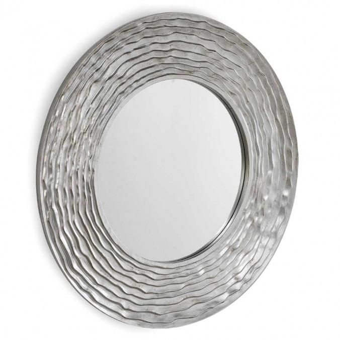 Espejo diseño con marco redondo 100x4cm