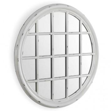Espejo diseño clásico con marco 88x3,5cm