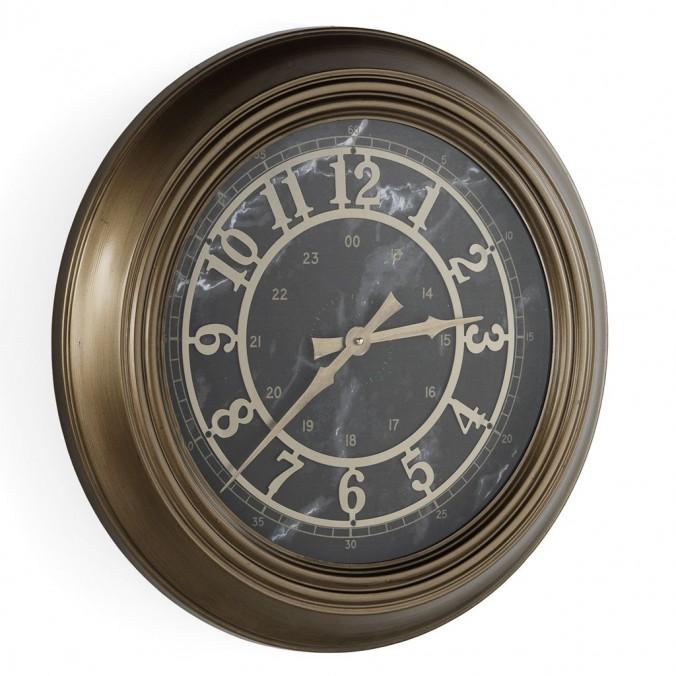 Reloj pared 50cm de estilo vintage