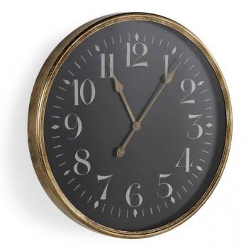 Reloj pared 60cm de estilo vintage