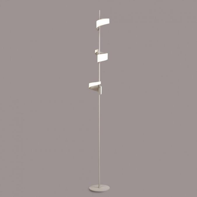 Lámpara pie de salón LED Tsunami