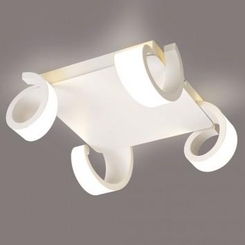 Lámpara plafón de techo LED Tsunami