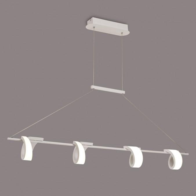 Lámpara de techo suspensión LED Tsunami