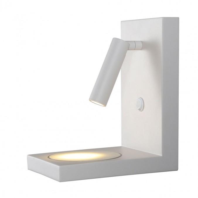Aplique foco LED con cargador movil inducción