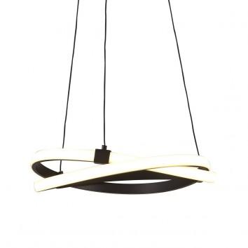 Lámpara techo LED INFINITY 30W forja