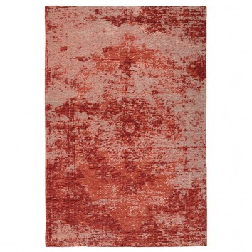 Alfombra ANTIK MEDALLION RED - varios tamaños