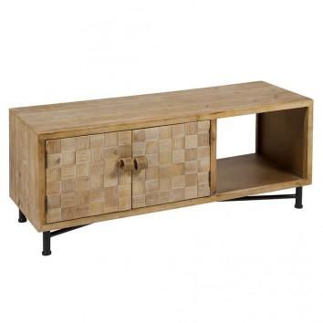 Mueble tv Carré - 110x38x45h