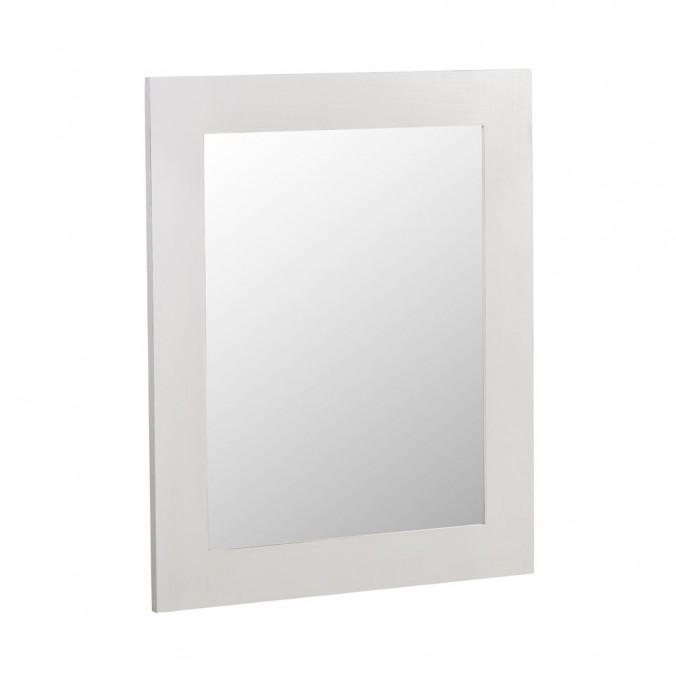 Espejo de pared marco madera mindi 90x110h